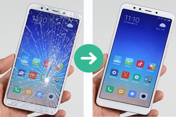 Lí do vì sao nên ép kính điện thoại Xiaomi 8 lite
