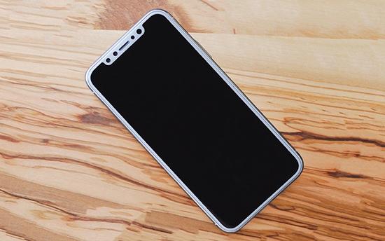 Điện thoại iPhone X bị lỗi màn hình đen