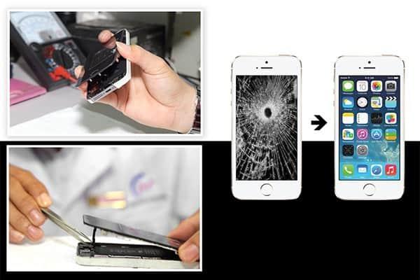 Khi nào thì nên ép kính iPhone ?