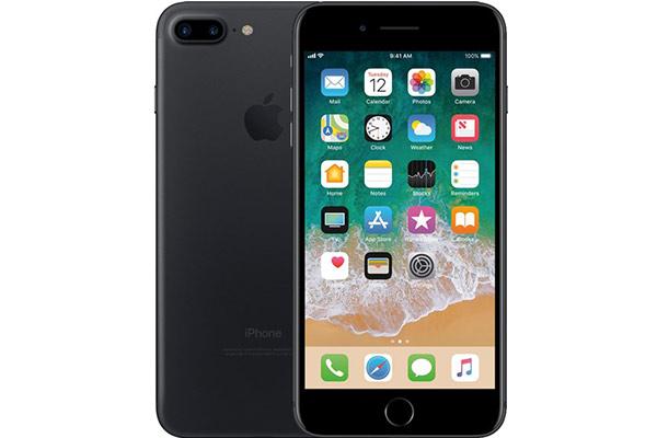 Dòng điện thoại iPhone 7 Plus hiện nay.