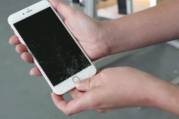 Những trường hợp nên ép kính cho iphone