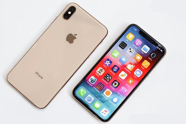 dòng iphone xs max