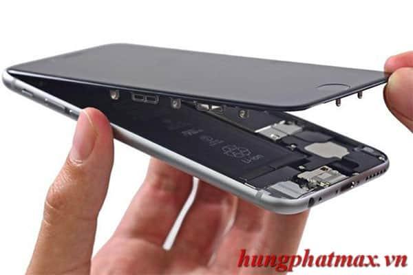 Màn hình iphone bị thay sẽ như thế nào