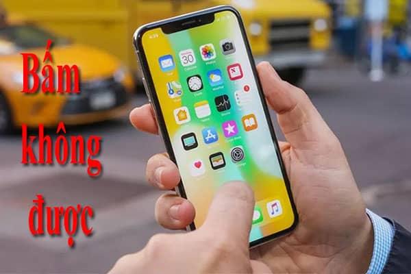 Mẹo sửa nhanh lỗi iPhone lỗi cảm ứng dễ dàng, nhanh chóng