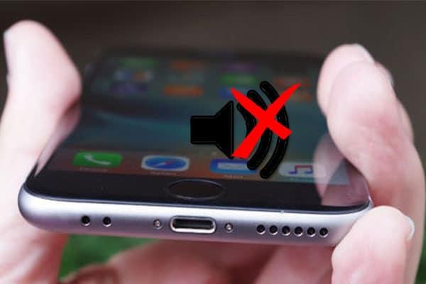Lỗi loa ở dòng iphone