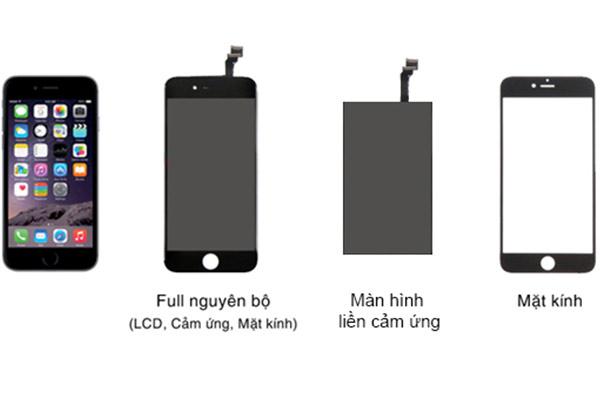 Có nên ép kính điện thoại iPhone không ?