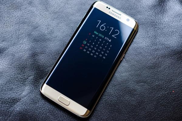 Quy trình ép kính Samsung S7 Edge