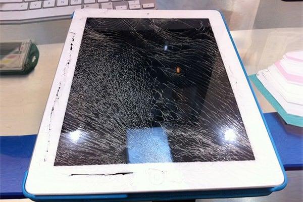 có nên thay màn hình ipad 4
