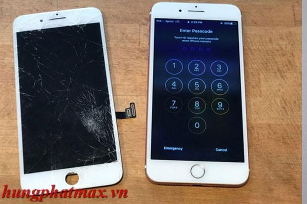 thay màn hình iPhone 7 plus mới