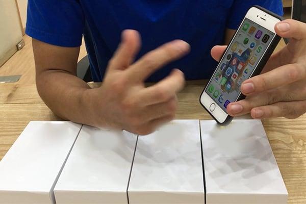 Nên là gì khi iphone tự thoát ứng dụng