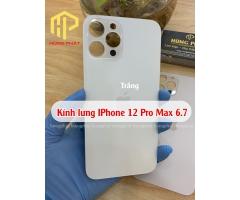 Thay lưng IPhone 12 Pro Max 6.7