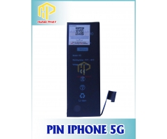 Thay Pin iphone 5G ip 5