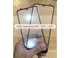 Ép kính Samsung A02 / A12 / A22