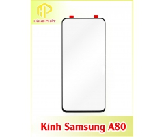 Ép kính Samsung A80 A805F