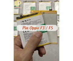 Thay pin Oppo F3 / F5 / A77 / A73