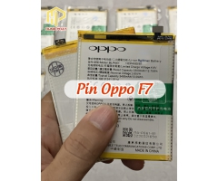 Thay pin Oppo F7