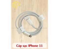 Cáp sạc IPhone 11