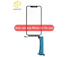 Ép kính cảm ứng IPhone 11 Pro Max