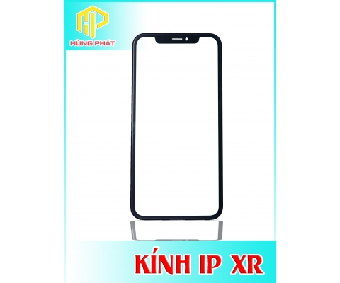 ÉP KÍNH IPHONE XR IP XR
