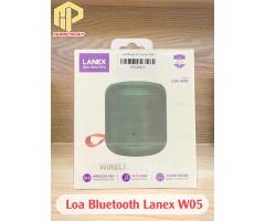 Loa Bluetooth Lanex W05