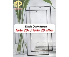 Ép kính Samsung Note 20 Plus ( Note 20+ )  / Note 20 ultra