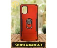 Ốp lưng nhẫn Samsung A71