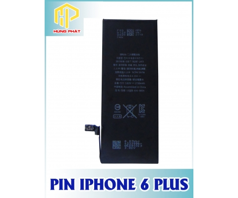 Thay Pin iphone 6 PLUS ip 6