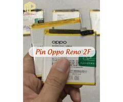 Thay pin Oppo Reno 2F