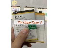 Thay pin Oppo Reno 3