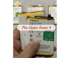 Thay pin Oppo Reno 4