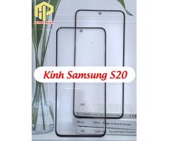 Ép kính Samsung S20